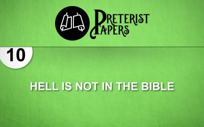 10 Hell is Not in the Bible